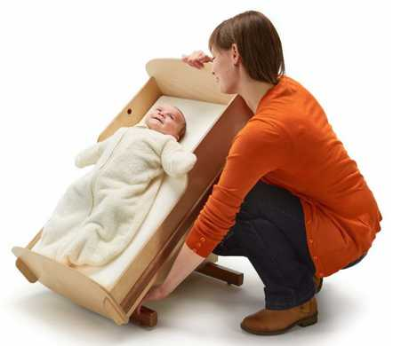 Anti-reflux bed en matras