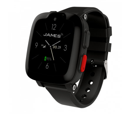 James Safety Watch S4
