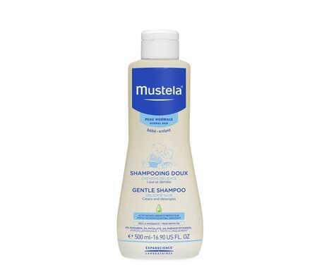 Zachte shampoo