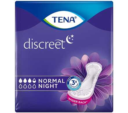 Tena discreet normal night