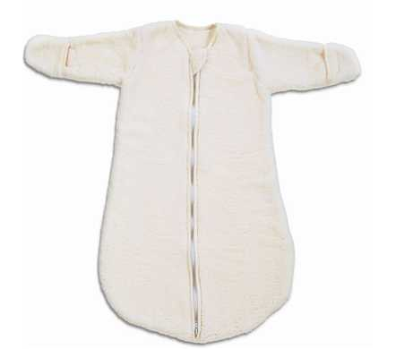 Winterslaapzak voor anti-reflux bed