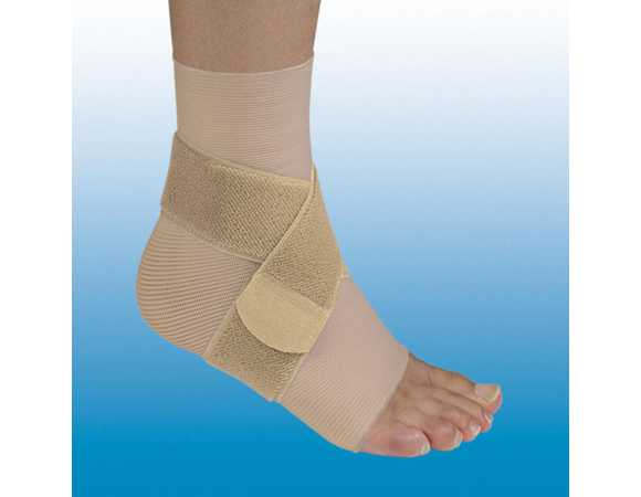 Enkelbandage - links
