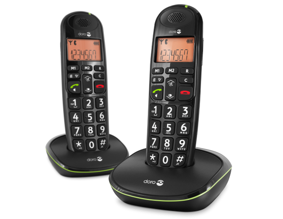 Looptelefoon Easy 100 - Duo