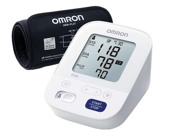 Bloeddrukmeter Omron M3 Comfort (2020)