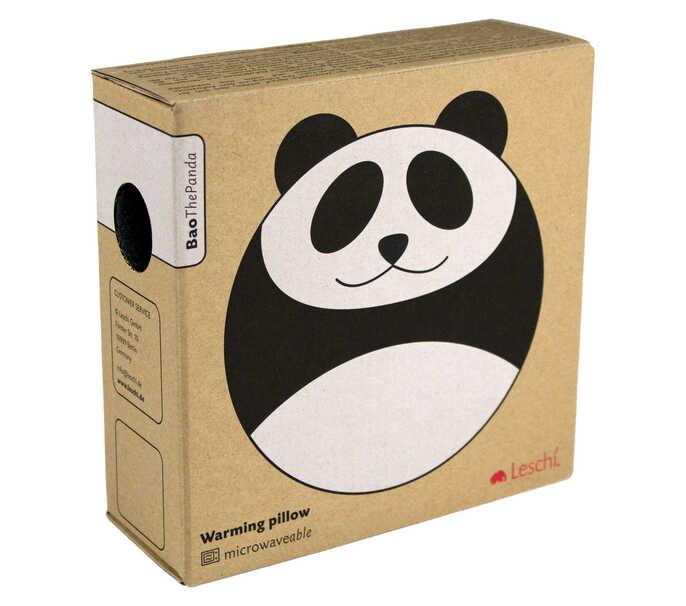 Warmtekussen Bao de panda