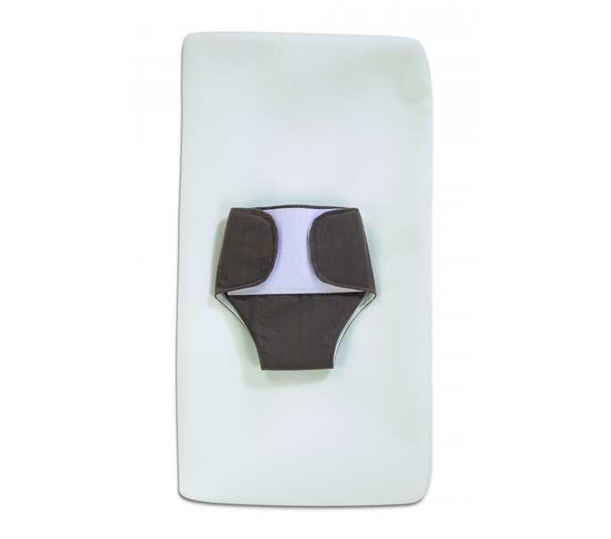 Set matrashoes + positionerings-kussen voor anti-reflux bed