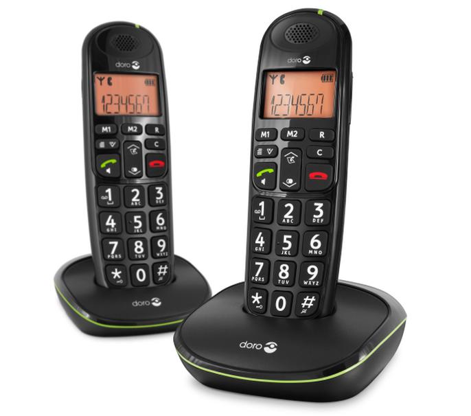 Looptelefoon Easy 100 - Duo