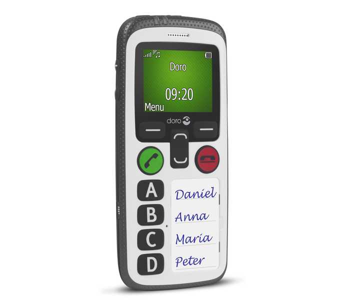 GSM Secure 580
