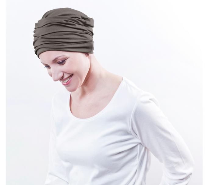 Bekend LM Zorgshop Online - Chemo mutsje Marlene YL01
