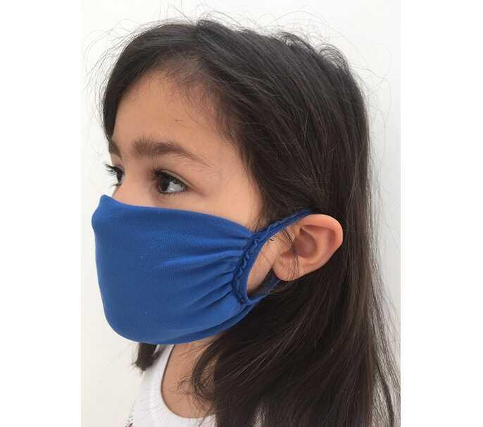 Herbruikbaar mondmasker kids