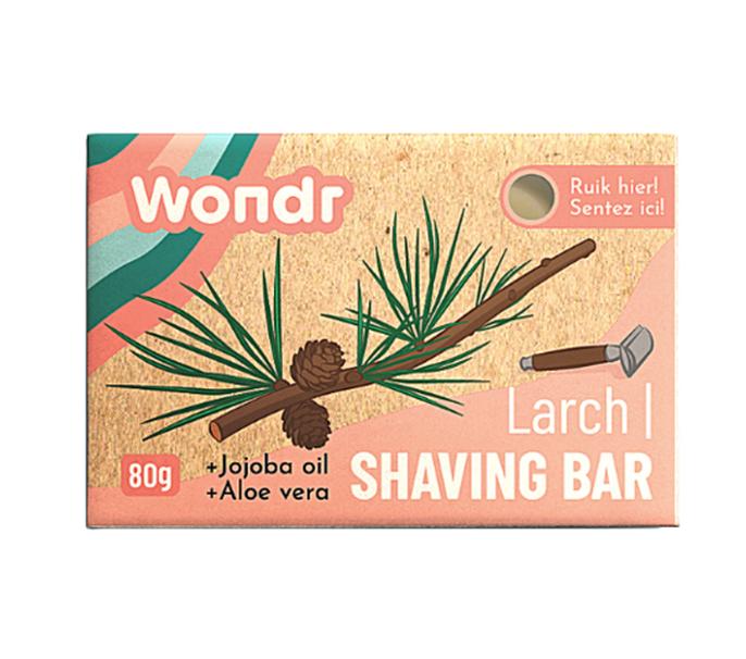 Shaving bar - Shave it baby!