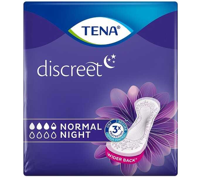 Tena discreet normal night