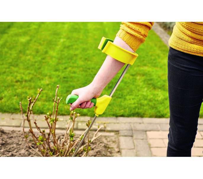 Voorarmondersteuning voor tuingereedschap Easi-Grip®